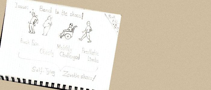 zerotie-sketch